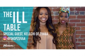 Shelly Nicole Talks Black Lives Matter & More with Kelechi Anyadiegwu on The Ill Table (Video)