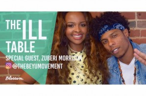"Shelly Nicole Talks Fashion & More with Zuberi ""Zu"" Morrison on The Ill Table (Video)"