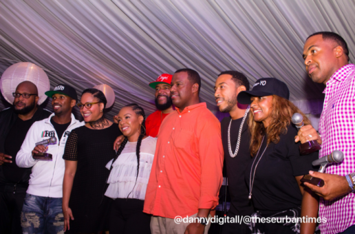Ludacris, Eva Marcille Pigford, Silkk the Shocker & More Attend at ATL Live on the Park (Photos)