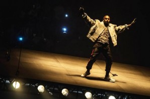 Kanye Claps Back At Kid Cudi In Tampa! (Video)
