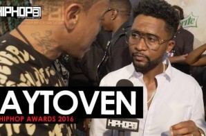 Zaytoven Talks 'Woptober', Gucci Mane & Drake's 'The 6ers', Performing at the 2016 BET Hip Hop Award & More on the 2016 BET Hip Hop Awards Green Carpet with HHS1987 (Video)