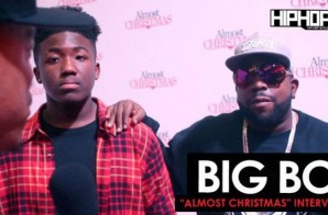 "Big Boi Talks His Upcoming Album & His New Pets Shampoo & More at the ""Almost Christmas"" VIP Screening in Atlanta with HHS1987 (Video)"