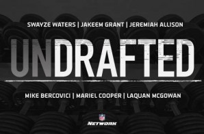 Undrafted Airs Tonight at 8pm EST on NFL Network (Trailer)
