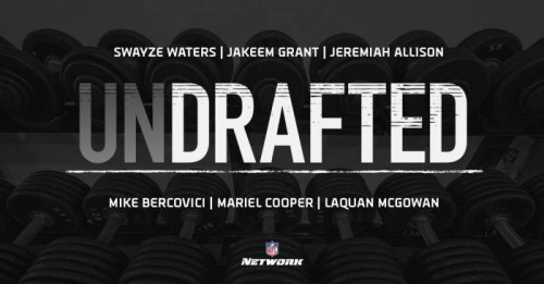 CsRcd8wUsAAyn_b-500x261 Undrafted Airs Tonight at 8pm EST on NFL Network (Trailer)