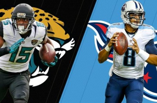 TNF: Jacksonville Jaguars vs. Tennessee Titans (Week 8 Predictions)