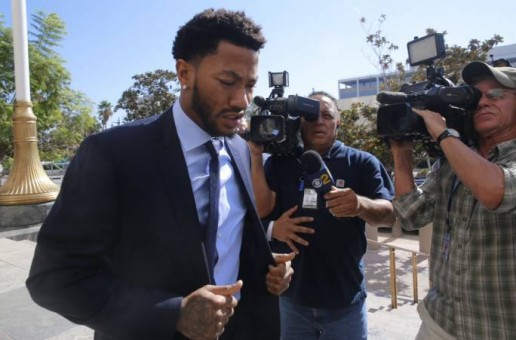 New York Knicks Star Derrick Rose Has Been Found Not Guilty In His Civil Rape Trial