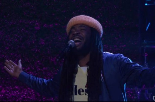 "D.R.A.M. Performs ""Broccoli"" with Travis Barker on Conan (Video)"
