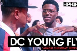 "DC Young Fly Talks His Character in ""Almost Christmas"", New Stand Up Specials & More at the ""Almost Christmas"" VIP Screening in Atlanta with HHS1987 (Video)"