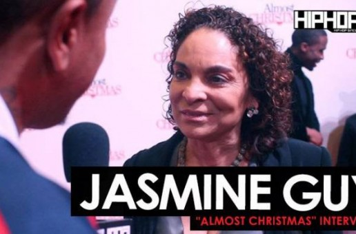 "Jasmine Guy Talks Planning a HBCU ""A Different World"" Reunion Tour, Her Favorite Holiday Movie & More at the ""Almost Christmas"" VIP Screening in Atlanta with HHS1987 (Video)"