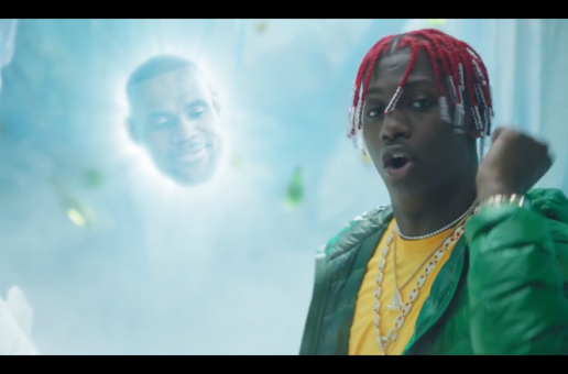 Lil Yachty Stars In New Sprite Commercial W/ Lebron James (Video)