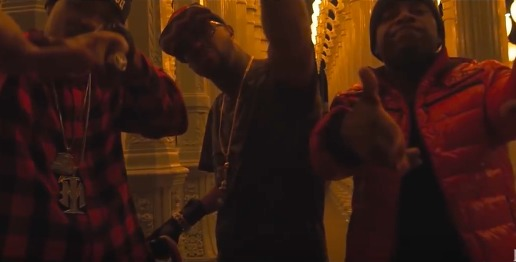 DJ Paul KOM – Run Em Off Ft. Jon Connor, OG Maco & Compton Menace (Video)