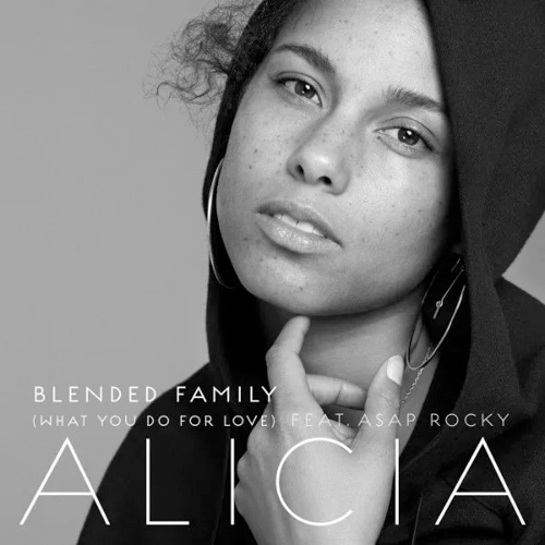 alicia-keys-blended-family Alicia Keys - Blended Family Ft. A$AP Rocky