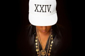 "Bruno Mars Announces New Single ""24K Magic"""
