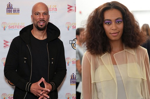 Solange – Cranes In The Sky Remix Ft. Common