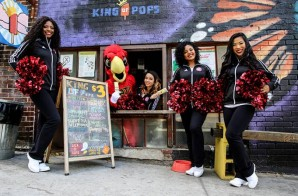 "True To Atlanta: The Atlanta Hawks & King of Pops Debut the ""Hawksicle"" at Ponce City Market"