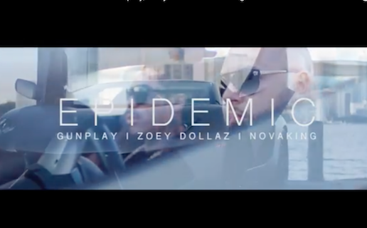 Epidemic – Tried To Tell 'Em Ft. Zoey Dollaz, Gunplay & Novaking (Video)