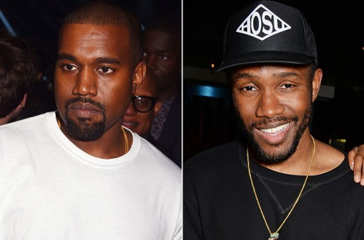 Kanye West To Boycott Grammys If Frank Ocean Isn't Nominated!