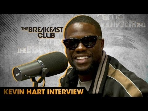 "kh Kevin Hart Talks ""What Now?"", Being Highest Paid Comedian, Walk Of Fame & More On The Breakfast Club (Video)"