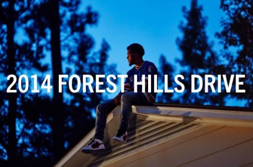 "J. Cole's ""2014 Forest Hills Drive"" Goes Double Platinum!"