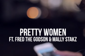 Milliano – Pretty Woman Ft. Fred The Godson x Mally Stacks (Video)