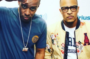 TI Calls Donald Trump Jabba The Hutt W/ DJ Whoo Kid (Video)