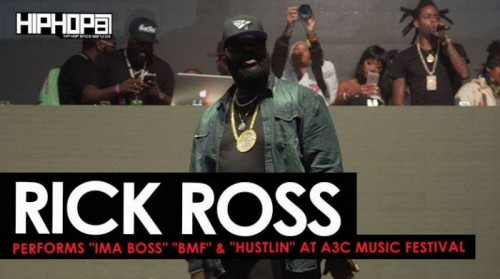 "unnamed-1-3-500x279 Rick Ross Performs ""Ima Boss"" ""BMF"" & ""Hustlin"" at the 2016 A3C Music Festival (Video) (Shot by Brian Da Director)"