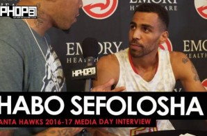 Thabo Sefolosha Talks Starting the 2016-17 Healthy, Athletes Protesting the National Anthem, the Atlanta Hawks Upcoming Season & More with HHS1987 (Video)