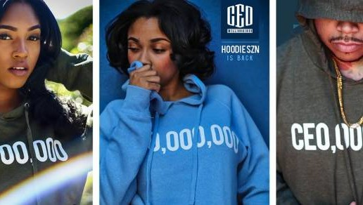 "CEO Millionaires Release Their ""Hoodie Szn"" Collection (Photos)"