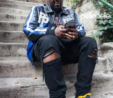 Smoke DZA Kicks It With Pelle Pelle, Talks Fall Season in Harlem (Video)