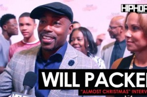 "Will Packer Talks Filming ""Almost Christmas"", Casting the Talent for the Film, His Favorite Family Holiday Moment & More at the ""Almost Christmas"" VIP Screening in Atlanta with HHS1987 (Video)"