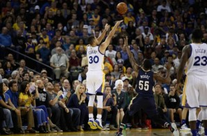 Chef Curry Cooks Against the Pelicans: Steph Curry Sets a New NBA Record Making 13 3-Pointers (Video)