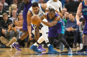 Buzz Of The League: Kemba Walker Drops 30 Points in the Hornets (115-108) Win vs. the Timberwolves (Video)