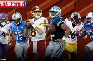 Turkey Day Football: (Vikings vs. Lions) (Washington vs. Cowboys) (Steelers vs. Colts) (Week 12 Thanksgiving Predictions)