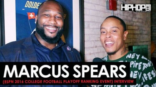 Marcus-500x279 Marcus Spears Talks The Success of the Dallas Cowboys, His 2016 NFL MVP Candidates, LeBron James, 2016 College Football Playoff Rankings & More with HHS1987 (Video)
