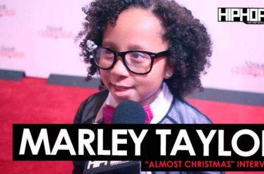 "Marley Taylor Talks Acting, Almost Christmas & More at the ""Almost Christmas"" VIP Screening in Atlanta with HHS1987 (Video)"