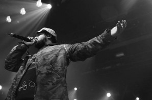"Schoolboy Q Performs ""FDT"" In Australia After Trump's Win"