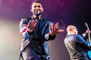 "Usher, Chris Brown, Bryson Tiller & Big Sean Surprise Fans At ""The Real Show '16"""