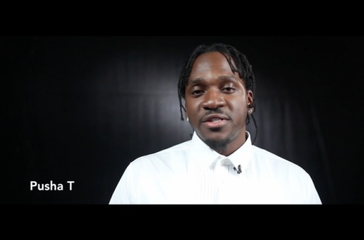 Pusha T x Jay Electronica x T.I. & More Star In 'It's Time' PSA (Video)