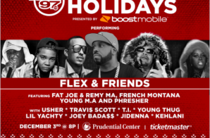 Hot 97 Adds Fat Joe, Remy Ma, French Montana, Young M.A and PHresher To Hot For The Holidays Line-Up!