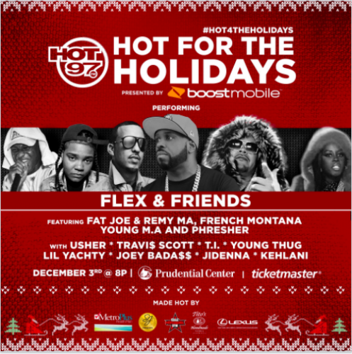 Screen-Shot-2016-11-16-at-1.47.01-AM-497x500 Hot 97 Adds Fat Joe, Remy Ma, French Montana, Young M.A and PHresher To Hot For The Holidays Line-Up!