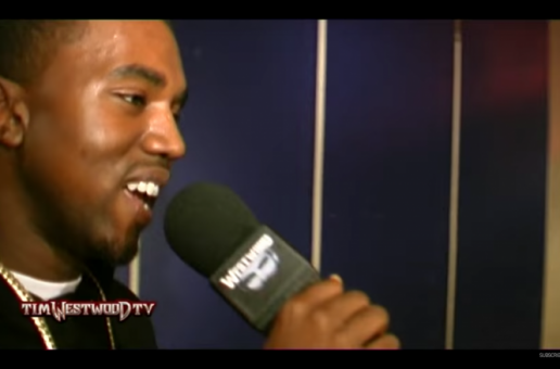 Kanye West 'Tim Westwood' Freestyle (2004)