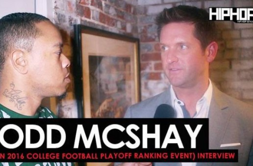 Todd McShay Talks LSU vs. Alabama, The 2016 NFL Rookie Class, The 2017 NFL Draft, His 2016 Heisman Candidates & More with HHS1987 (Video)