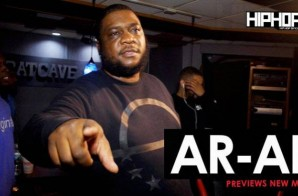 AR-AB Previews New Music – Part 1 (HHS1987 Exclusive)