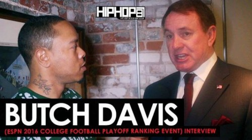butch-500x279 Butch Davis Names His Potential 2016 Heisman Trophy Candidates, the 2016 College Football Playoff Rankings & More with HHS1987 (Video)