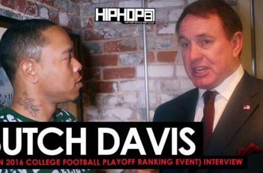 Butch Davis Names His Potential 2016 Heisman Trophy Candidates, the 2016 College Football Playoff Rankings & More with HHS1987 (Video)