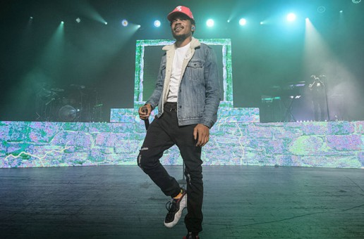 Chance The Rapper Cancels Remainder Of European Tour!