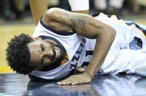 Grizzly Bear Down: Mike Conley Will Miss 6-8 Weeks With a Fracture In His Vertebrae