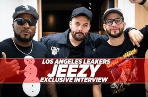 "Jeezy Talks ""Trap Or Die 3"" With The LA Leakers (Video)"