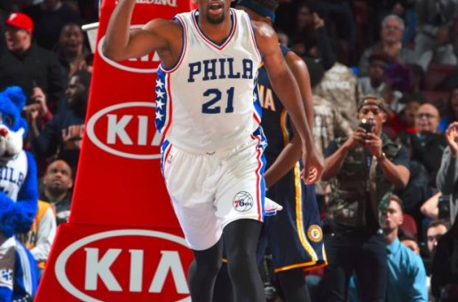Winless No More: The Philadelphia Sixers Defeat the Indiana Pacers (109-105) in Overtime (Video)