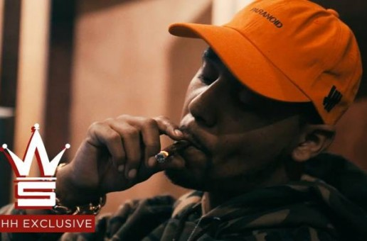 Juelz Santana – Up In The Studio Gettin' Blown (Video)